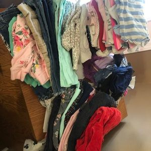 6/9 month girl clothes